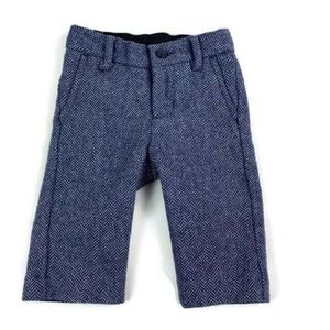 Janie And Jack Baby Boy Wool Blend Dress Pants